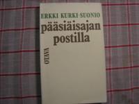 Pääsiäisajan postilla, Erkki Kurki-Suonio