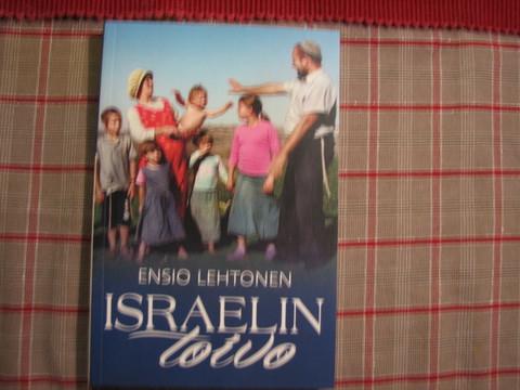 Israelin toivo, Ensio Lehtonen