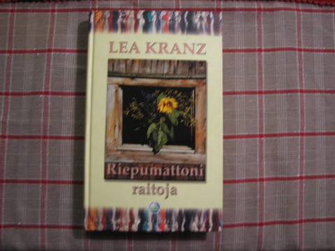 Riepumattoni raitoja, Lea Kranz
