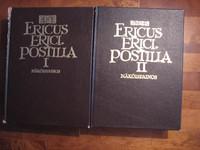 Ericus Erici postilla 1-2, näköispainos, Martti Parvio (toim.)