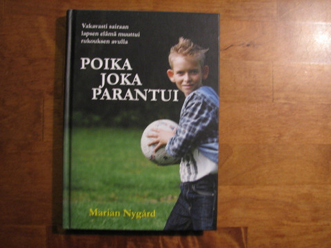 Poika, joka parantui, Marian Nygård, d2
