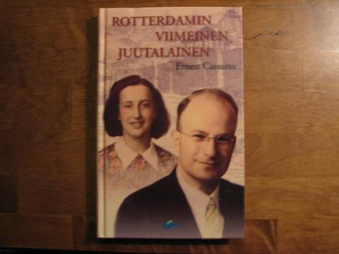 Rotterdamin viimeinen juutalainen, Ernest Cassutto