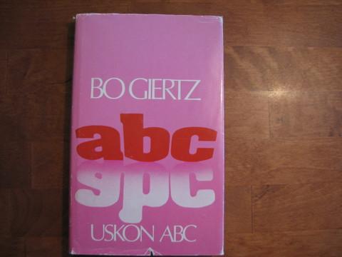 Uskon abc, Bo Giertz