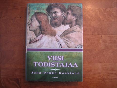 Viisi todistajaa, Juha-Pekka Koskinen