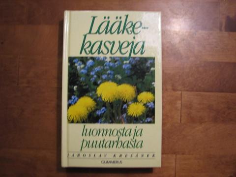 Lääkekasveja luonnosta ja puutarhasta, Jaroslav Kresanek