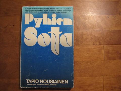 Pyhien sota, Tapio Nousiainen