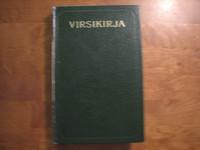 Virsikirja, isotekstinen tekstikirja