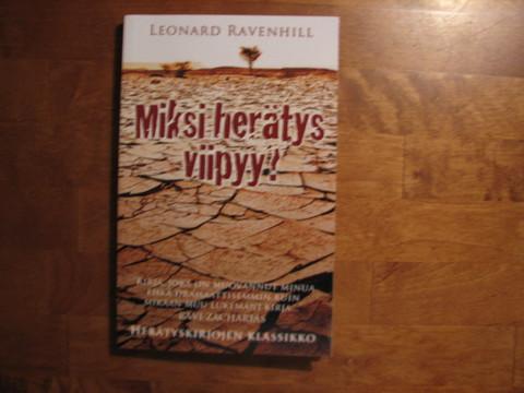 Miksi herätys viipyy, Leonard Ravenhill