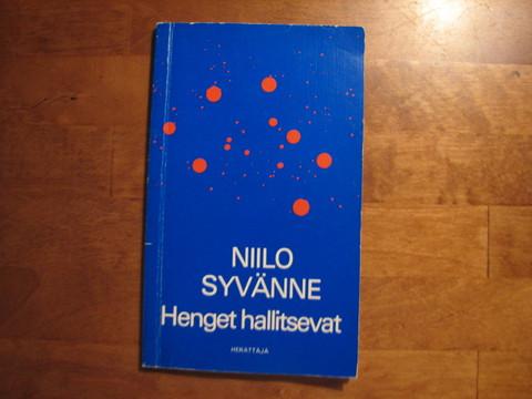 Henget hallitsevat, Niilo Syvänne