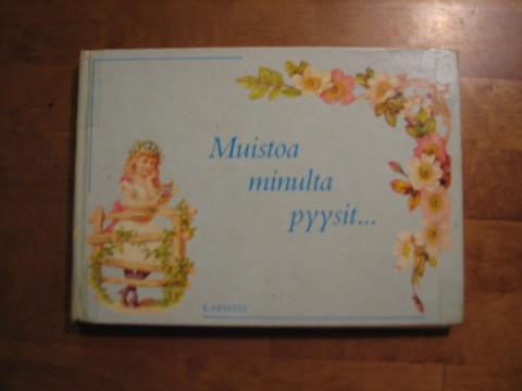 Muistoa minulta pyysit, Leena Järvenpää