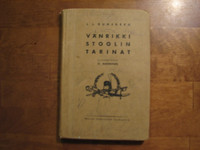 Vänrikki Stoolin tarinat, J.L. Runeberg, piirrokset Albert Edelfelt