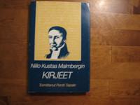 Niilo Kustaa Malmbergin kirjeet, Pentti Taipale (toim.)