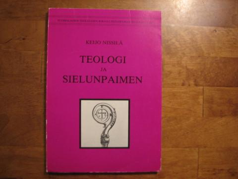 Teologi ja sielunpaimen, Keijo Nissilä