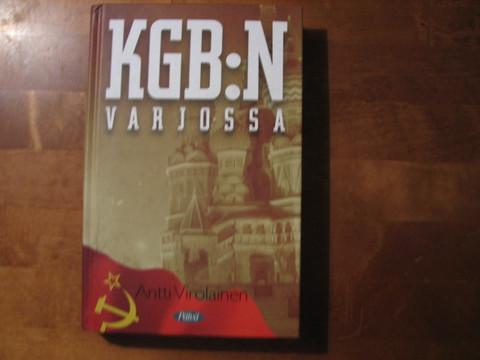 KGB:n varjossa, Antti Virolainen