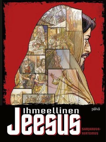 Ihmeellinen Jeesus, sarjakuvakertomus, Jose Perez Montero