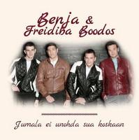 Jumala ei unohda suo koskaan, Benja ja Freidiba Boodos