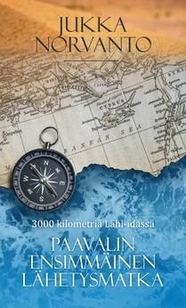 3000 km Lähi-Idässä, Paavalin ensimmäinen lähetysmatka, Jukka Norvanto