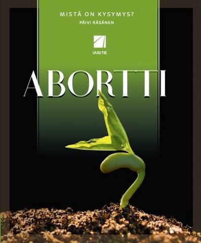 Abortti, Päivi Räsänen