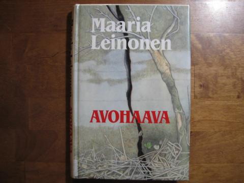 Avohaava, Maaria Leinonen