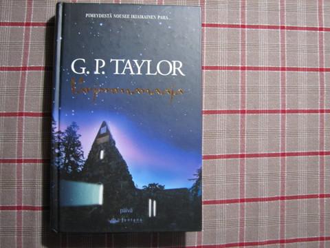 Varjonmanaaja, C.P. Taylor
