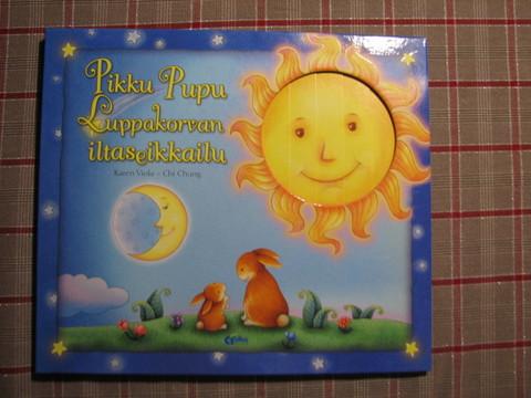 Pikku Pupu Luppakorvan iltaseikkailu, Karen Viola, Chi Chung, o