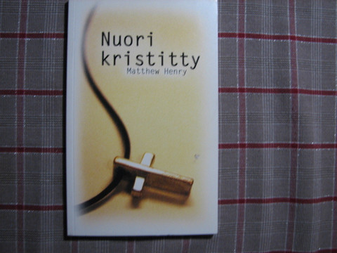 Nuori kristitty, Matthew Henry
