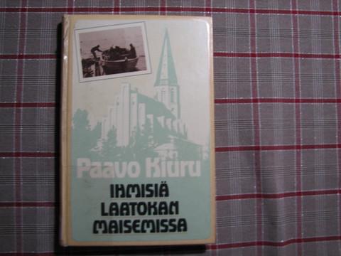 Ihmisiä Laatokan maisemissa, Paavo Kiuru