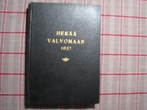 Herää valvomaan - lehden vuosikerta 1957