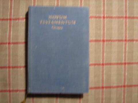 Novum testamentum, Graece