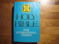Holy Bible, New International Version