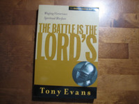 The battle is the Lord´s, Tony Evans