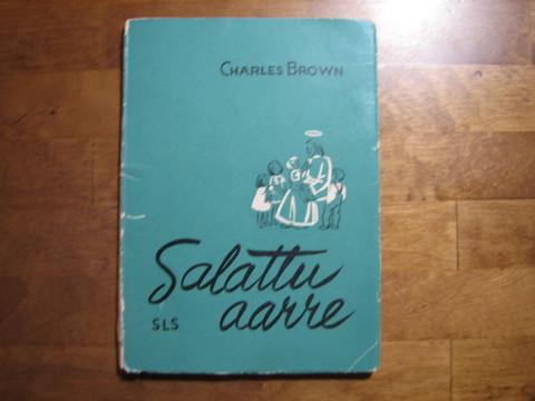 Salattu aarre, Charles Brown