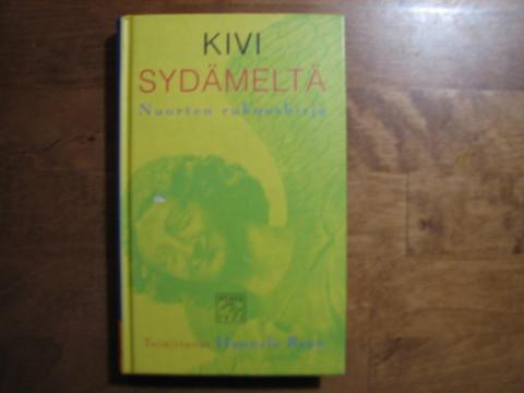Kivi sydämeltä, nuorten rukouskirja, Hannele Repo ( toim.)