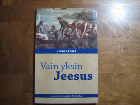 Vain yksin Jeesus, Desmond Fors