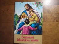 Evankeliumi Johanneksen mukaan