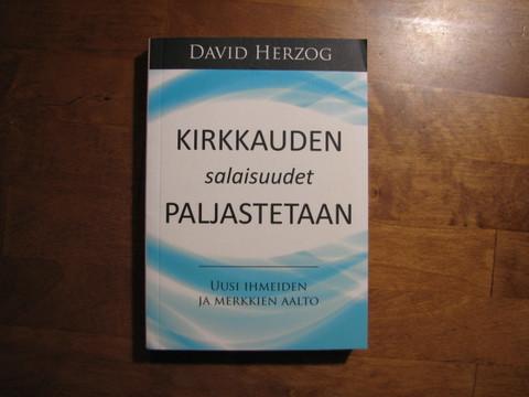 Kirkkauden salaisuudet paljastetaan, David Herzog