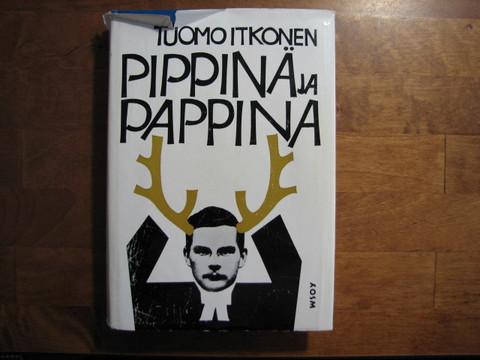 Pippinä ja pappina, Tuomo Itkonen