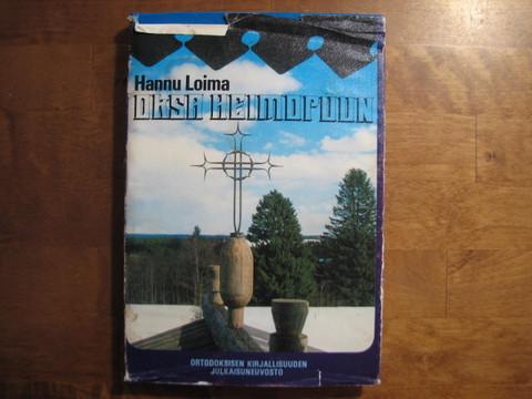Oksa heimopuun, Hannu Loima