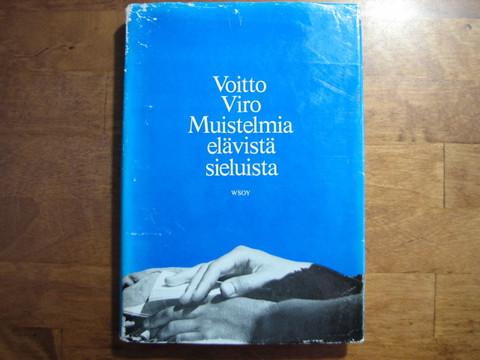 Muistelmia elävistä sieluista, Voitto Viro
