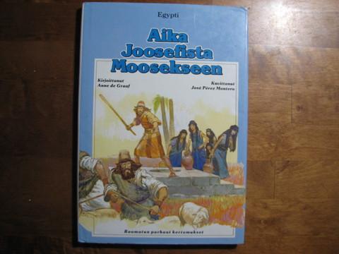 Aika Joosefista Moosekseen, Anne de Graaf