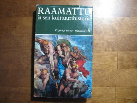 Raamattu ja sen kulttuurihistoria 2-9, Svend Holm-Nielsen, Bent Noack, Sven Tito Achen