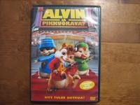 Alvin ja pikkuoravat, Nyt tulee sotkua