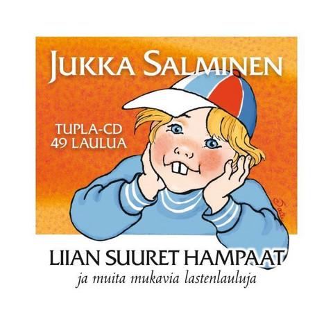 Liian suuret hampaat, Jukka Salminen