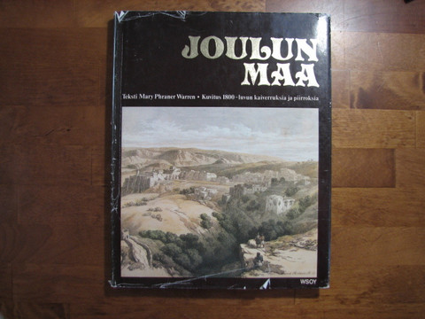 Joulun maa, Mary Phraner Warren