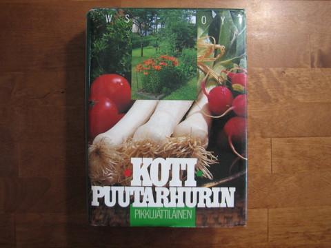 Kotipuutarhurin pikkujättiläinen, Marja Ylätalo (toim.)