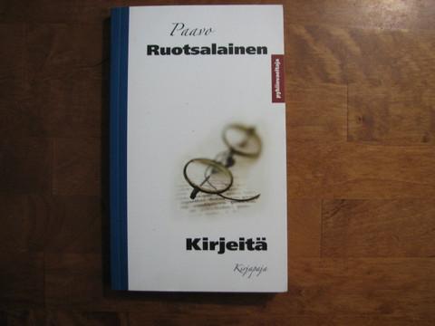 Kirjeitä, Paavo Ruotsalainen