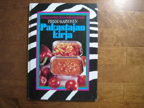 Pakastajan kirja, Pirkko Karvonen