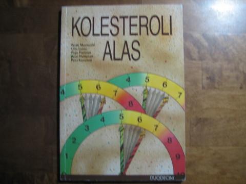 Kolesteroli alas, Pentti Mustajoki, Ulla Leino, Pirjo Pietinen, Jussi Huttunen, Petri Kovanen