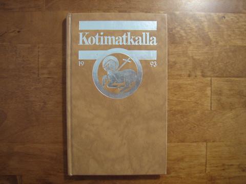 Kotimatkalla 1993, Aimo Kymäläinen (toim.)