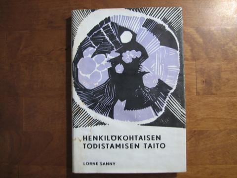Henkilökohtaisen todistamisen taito, Lorne Sanny
